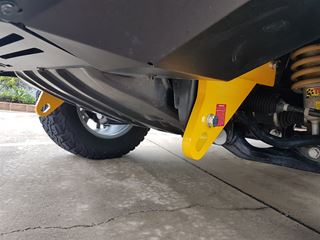 Picture of RoadSafe Recovery Points - PX2 Ranger