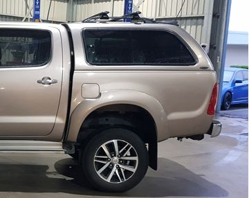 Picture of Carryboy Canopy - Suits Hilux (03/05 - 07/11)