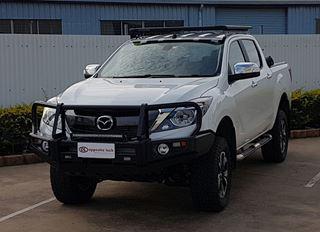 Picture of Rhino Pioneer Platform Roofrack - Mazda BT50