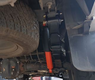 Picture of Outback Armour Suspension - Nissan Navara D22
