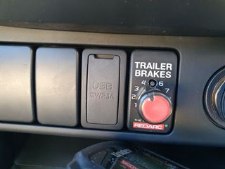 Picture of Red Arc Electric Brake Unit - Isuzu DMAX