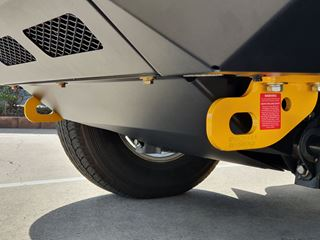 Picture of RoadSafe Recovery Points - Suits Navara NP300