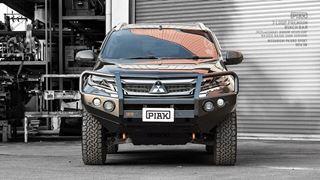 Picture of PIAK Post Type Premium Bullbar - Pajero Sport (05/16 - 11/19)