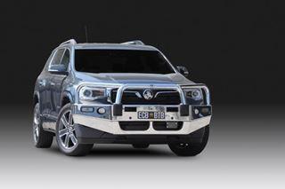 Picture of ECB Bigtube Bullbar - Holden Acadia