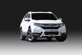 Picture of ECB Alloy Nudgebar - Honda CRV (08/2019 On)