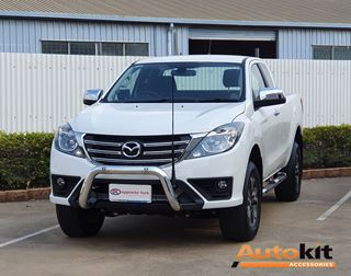 Picture of ECB Alloy Low Nudgebar - Mazda BT50 (05/18 - 06/20)
