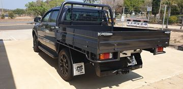 Picture of Colourcoded Steel Tray - Ford Ranger PX2/ PX3