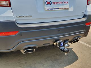 Picture of Hayman Reese Towbar - Holden Captiva
