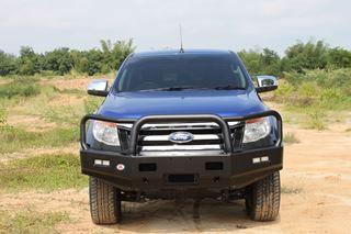 Picture of Opposite Lock Fleet Bullbar - Ford Ranger PX2 and PX3